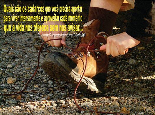 Amarrando os Sapatos - Você está preparado