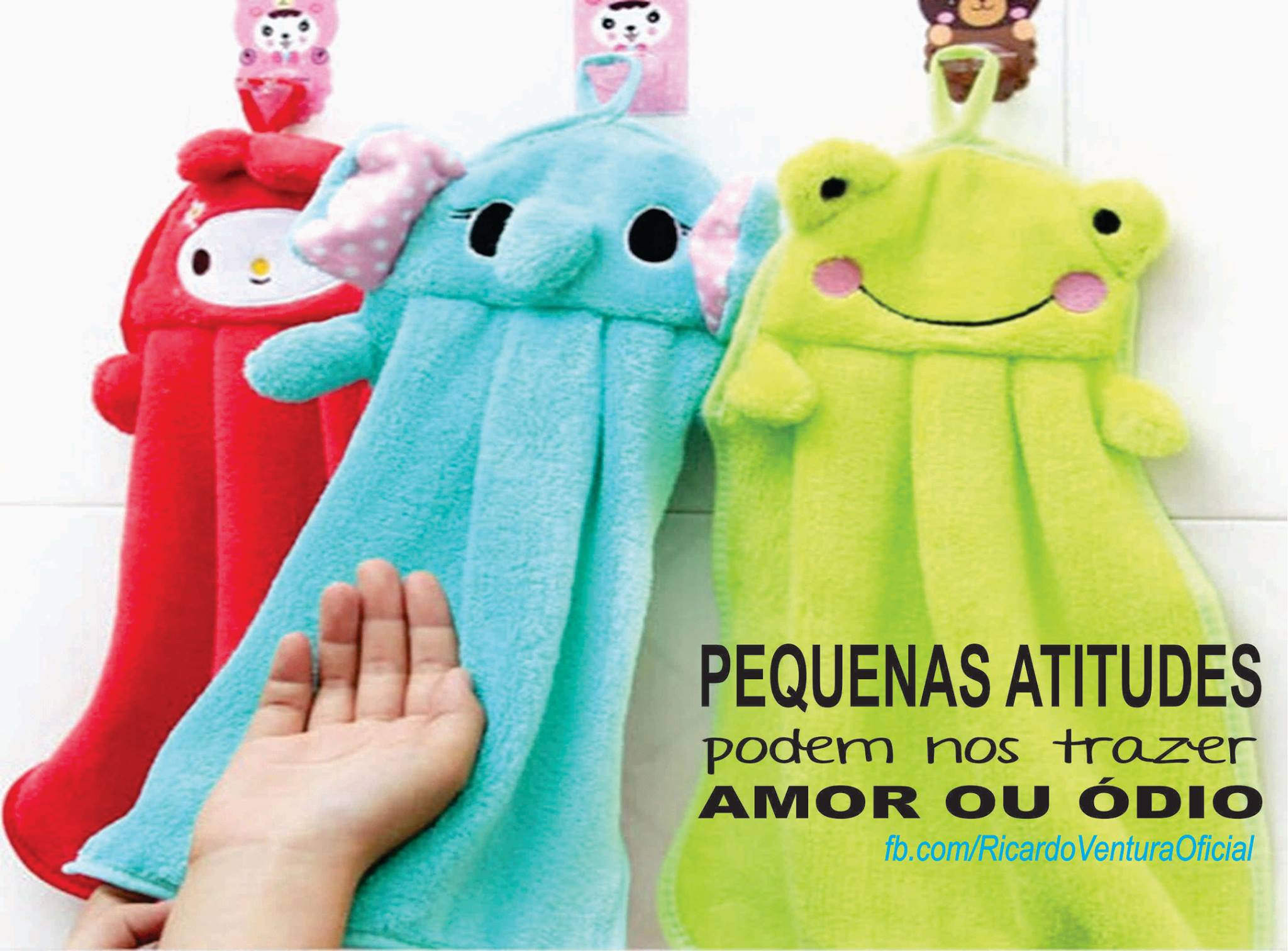 Lavando aos Mãos e a Alma